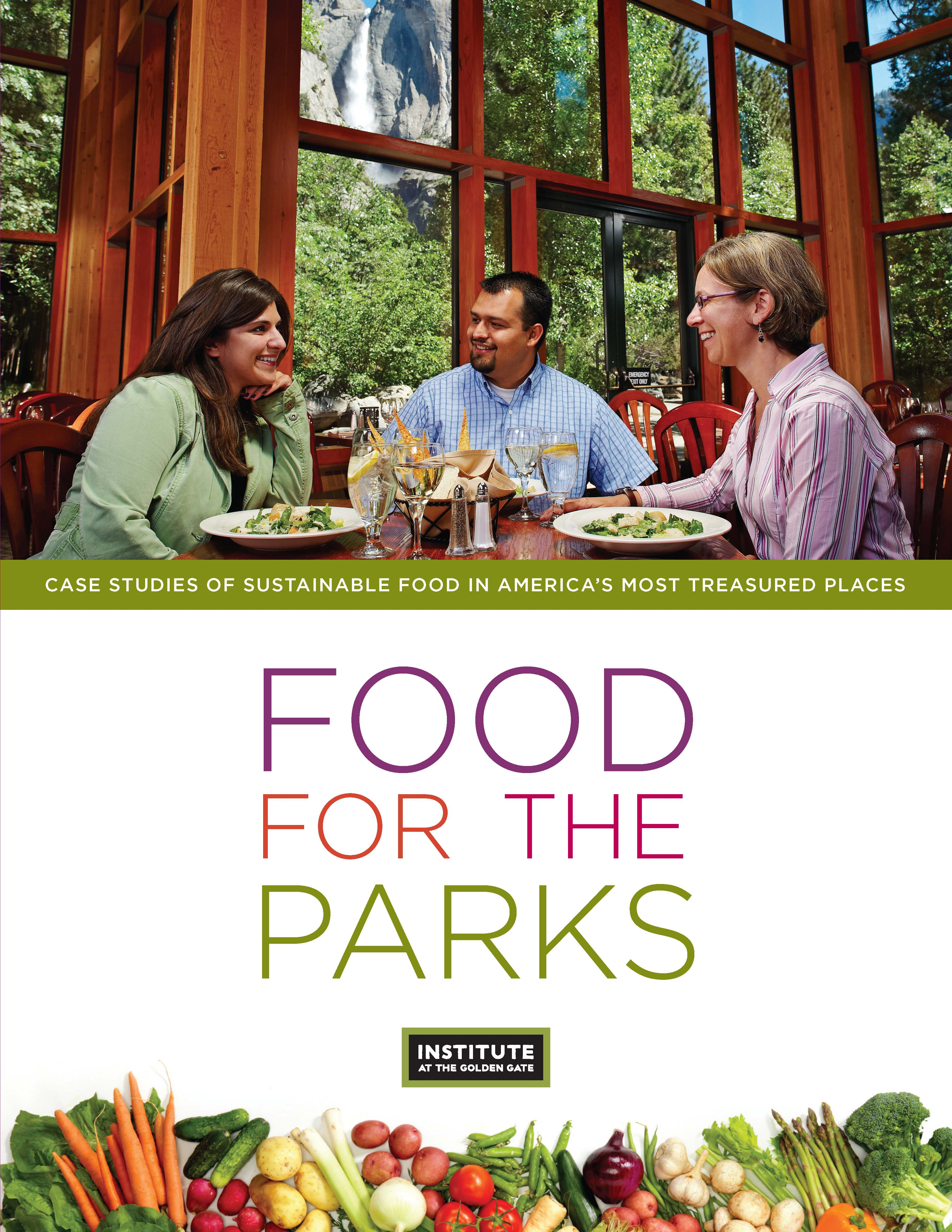 Food for the Parks: Case Studies cover image