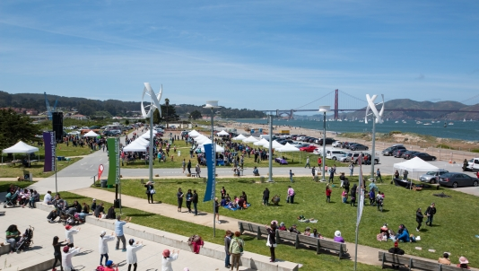ParkRx Day at Crissy Field