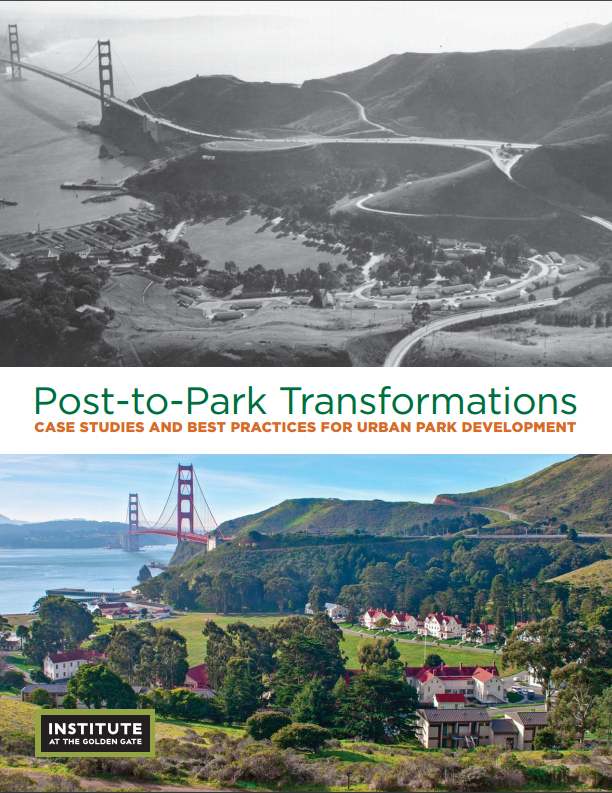Post to Park Transformations Cover Image
