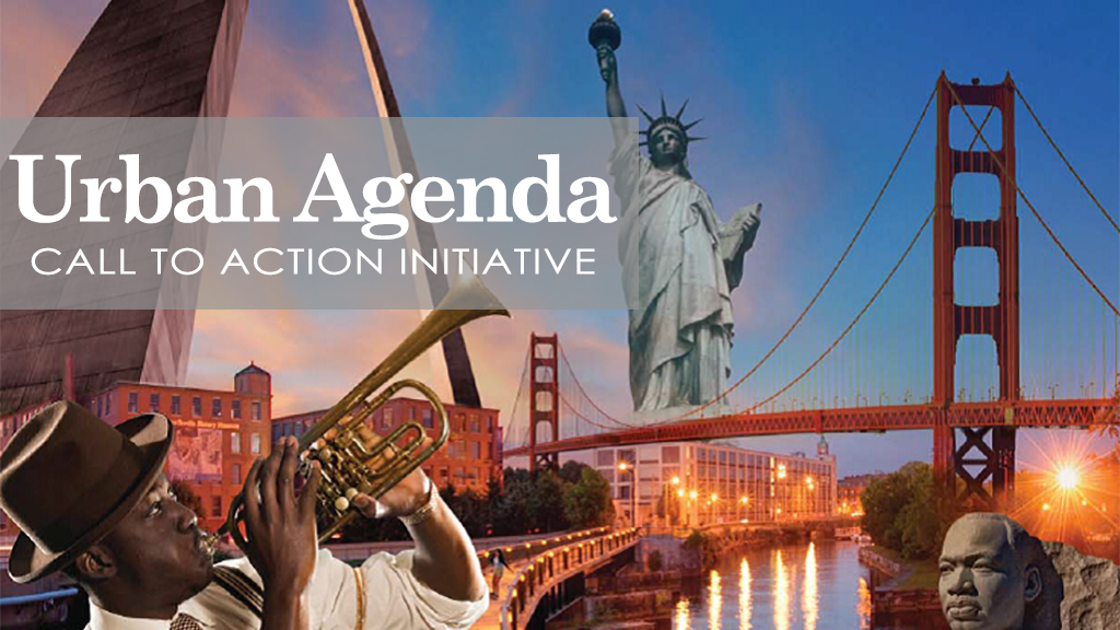 Image from Urban Agenda cover